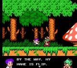 Little Nemo: The Dream Master NES At the beginning of every level, a friendly creature will give you hints