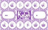 Kalah Commodore 64 The colour used changes with every new game