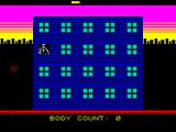 Gangsta City ZX Spectrum Gangster