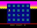 Gangsta City ZX Spectrum Civil
