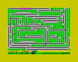 The Train Game ZX Spectrum Level 1, sub-level 3:<br>