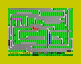 The Train Game ZX Spectrum Level 7, sub-level 1:<br>