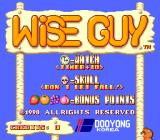 Yam! Yam!? Arcade Also called Wise Guy