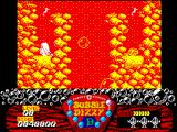 Bubble Dizzy ZX Spectrum Collecting first pearl in this abyss