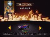 Twisted Metal 2 Windows Select car - Twister