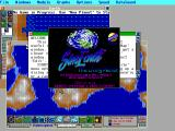 SimEarth: The Living Planet DOS Title