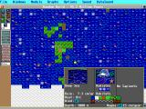 SimEarth: The Living Planet DOS About Your Planet
