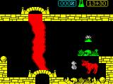 Riddler's Den ZX Spectrum Tau-Bu-Rau, the fiery bull:<br>
