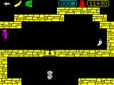 Riddler's Den ZX Spectrum <i>If a gold door bars your way<br>