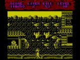 Shoot-Out ZX Spectrum Level 9, 2nd part:<br>