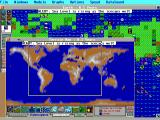 SimEarth: The Living Planet DOS Save The Earth