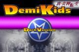 DemiKids: Dark Version Game Boy Advance And another intro screen before you get to play. Why? I don't know!