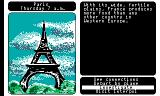 Where in the World Is Carmen Sandiego? TRS-80 CoCo Paris