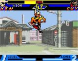 Street Fighter Alpha: Warriors' Dreams Game Boy Color Knock out!