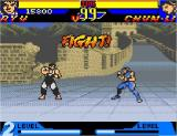 Street Fighter Alpha: Warriors' Dreams Game Boy Color The fight is on