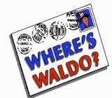 Where's Waldo? NES Title screen