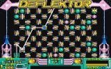 Deflektor Amiga Each level presents a different challenge