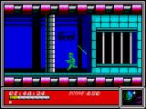 Dan Dare: Pilot of the Future ZX Spectrum Security turrets shoot at you