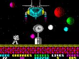 Exolon ZX Spectrum You're controlling heavily armed humanoid named Vitorc