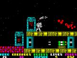 Exolon ZX Spectrum Use appropriate teleport to select upper or lower passage