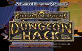 Dungeon Hack DOS Title screen