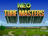 Neo Turf Masters Windows Title screen