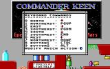 Commander Keen: Invasion of the Vorticons DOS The default action keys, these can be redefined