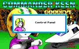 Commander Keen: Invasion of the Vorticons DOS Leaving the game