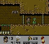 Tarzan: Lord of the Jungle Game Gear Surrounded by bastards.