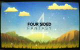 Four Sided Fantasy Windows Title screen