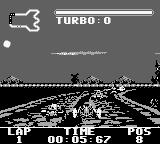 Street Racer Game Boy Frank's track. And that's a dirty trick for sure.