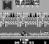 Street Racer Game Boy Soccer - Goal match. Pitch type - Outdoor.