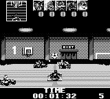 Street Racer Game Boy Ice pitch.