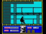 Batman: The Movie ZX Spectrum Use your bat rope on the above ledges