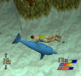 "Diver's Dream PlayStation ""Playing around"" with the promiscuous dolphin."