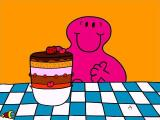 The Adventures of Mr. Greedy Windows Mr Greedy has lost his appetite a character bakes him a cake. The player must select the appropriate ingredients and then start the mixer. Get them right and he's happy