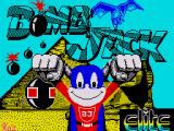 Bomb Jack ZX Spectrum Loading screen