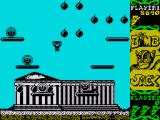 Bomb Jack ZX Spectrum Power ups turn enemies into collectable points