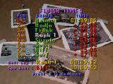 Street Racer PlayStation Finish times.