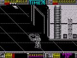 Double Dragon II: The Revenge ZX Spectrum The chain is a powerful weapon