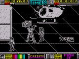 Double Dragon II: The Revenge ZX Spectrum The enemies are more acrobatic than before