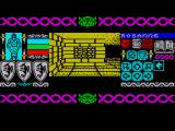 Bloodwych ZX Spectrum You start off in a dungeon