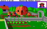 Mixed-Up Mother Goose Amiga Bringing Peter Pumpkin Eater's wife home.