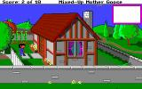 Mixed-Up Mother Goose Amiga Outside a home! OPEN UP! This is the IRS! We know you're in there!
