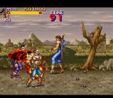 Final Fight 2 SNES Holland - Avoid the mines