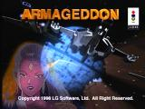 Armageddon 3DO Loading/title screen