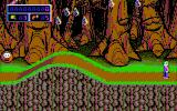 Commander Keen 4: Secret of the Oracle DOS Starting our quest (unofficial CGA Composite version)
