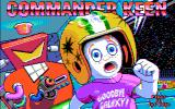 Commander Keen 5: The Armageddon Machine DOS Title screen (unofficial CGA Composite version)