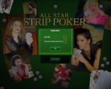 All Star Strip Poker Windows Options