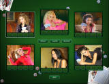 All Star Strip Poker Windows Choose you opponent